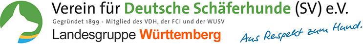 Landesgruppe Württemberg (LG13) im Verein für deutsche Schäferhunde e.V. Logo
