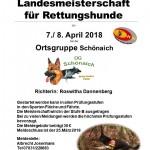 LG-RH - OG Schönaich 07./08.04.2018