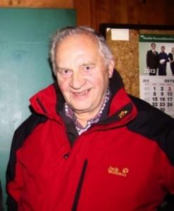 Ehrenrichter Horst Wöhl feiert seinen 85. Geburtstag