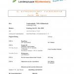 12. Kynologisches Fachseminar für Zucht und Sport am 02.02.2020