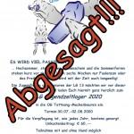 Abgesagt!!! Jugendzeltlager 2020 bei der OG Tettnang-Meckenbeuren