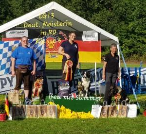 Der Titel geht im 4. Jahr in Folge in die LG Württemberg - wir gratulieren ganz herzlich zu diesem tollen Erfolg