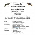 LG-JJM - OG Steinheim/Murr 18.04.2021 Jugendschau